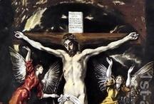 Crucifixion / Η Σταύρωση του Χριστού και οι μεγαλύτεροι ζωγράφοι του κόσμου