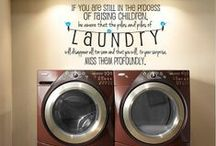Laundry Room / by Michelle McIntier