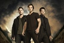 Supernatural: Hunting Things / These are my obsessions <3