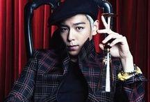 """Choi """"TOP"""" Seunghyun: My male fashion icon / My male fashion icon / by Elegantly_Chic"""
