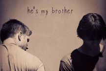 He's My Brother  / No forces from Heaven or Hell can break the bond between these Brothers...J2 for Life! ❤