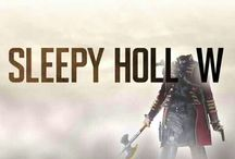 Sleepy Hollow / This show has me hooked...besides, who can resist a sexy British accent...RAWR