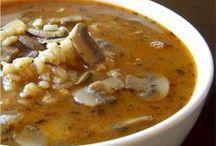 Vegetarian/Vegan Soups