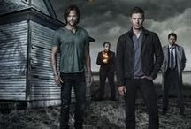 Supernatural: The Angels Have Fallen / You might think I'm a little obsessed with this show but little do you know that this series pretty much saves me on therapy bills. Nothing better then that!