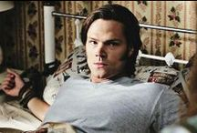 Sam Winchester / Sweet, sultry, spunky and smarty pants Sammy ❤️