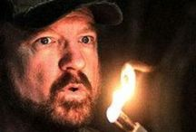 Supernatural: Bobby / The father they always wanted. He was always there for the boys and telling it like it is <3