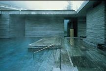ZUMTHOR PETER / *** The Therme, Vals, Switzerland *** Brother Claus Field Chapel, Mechernich near Cologne, Germany *** The Kolumba Museum, Cologne, Germany *** Kunsthaus, Bregenz, Austria *** St. Benedict Chapel, Sumvitg, Switzerland