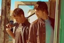 Supernatural: Promos / Promo shoots and videos for the series.
