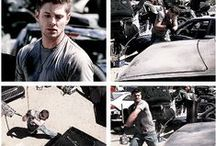 Dean Winchester: GIFSETS / So many Deans…what is a girl to do, except drool and quiver!