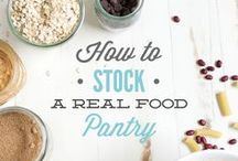 All About Real Food / Resources, tips and recipes for anyone who wants to know more about real food!