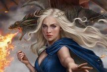 Game of Thrones: Fan Art / Speaks for itself!