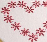 Embroidery ~ Redwork