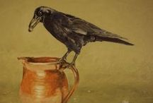 crows/ravens 2 / by jo whimsy