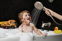 #HappiMess / Exploring, playing, creating. Mess is evidence of a life well lived. And Delta Faucet makes getting clean as beautiful as getting dirty.  Share your own #HappiMess moments and show how a messy life is a happy life.  http://dlta.co/PinHappiMess
