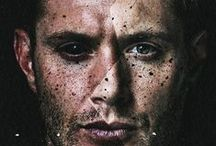Supernatural: Mark of Cain / Season 10 is upon us and it's going to be filled with many amazing moments of Demon!Dean…can you say, RAWR?!