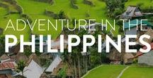 Adventure in the Philippines / Enjoy the best of Philippines Travel as we take you around the country with the best recommendations, stories, and tips. The Philippines is a country that is full of many hidden gems waiting to be discovered.