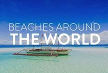 The Best Beaches Around the World / Photos of stunning beaches around the world.