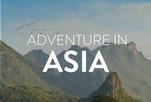 Adventure in Asia / Travel around Asia as we share tips on what to do, eat, and where to sleep in this vast and diverse region. Asia is a place that is both alluring and interesting for travelers. Discover it with us one destination at a time.
