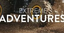 Extreme Adventures / Feel the thrill by just looking at photos. Adrenaline pumping daring activities and adventures around the world