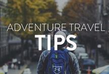 Adventure Travel Tips / Want to become more travel savvy? Read about travel hacks, life lessons, and many more.