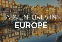 Adventure in Europe / Looking for tips on how to plan the perfect trip to Europe? Take a look at out Adventures in Europe board which features the best things to do in Europe, where to stay, and more. #europe #traveleurope