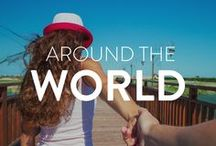 Around the World / Travel the world with us...one photo at a time! A collection of photographs that will instantly transport you to places around the world-one photo at a time.
