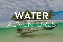 Water Adventures / Scuba diving, island hopping, snorkeling, all the way down to extreme water sports. Get inspired through our collection of water adventures and everything else in between.