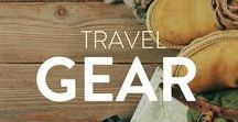 Travel Gear / Browse through our selection of the best gear for travel enthusiasts.