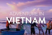 Adventure in Vietnam / Follow our travels across Vietnam! Get the best travel tips and advice on how to travel Vietnam.