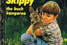 Growing up in Oz / Things I remember from my childhood, growing up in Australia.