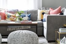 i DECORATE / Current Home Decor Ideas and Trends to inspire and motivate you to decor your own space with style.