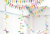 i CELEBRATE / There's nothing better than a fabulous get-together with friends. This board contains ideas for hosting the perfect party with decor ideas, recipes, crafts and tons of celebration inspiration!  / by Michael Wurm Jr. | Inspired by Charm