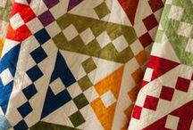Fabric and Quilts / Quilting fabric, patterns, blocks, finished quilts, anything to do with quilting. / by Ann Wong