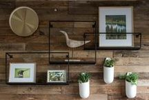 i DECORATE - wall decor / by Michael Wurm Jr. | Inspired by Charm