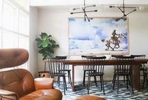 i DECORATE - dining room / by Michael Wurm Jr. | Inspired by Charm