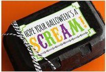 Halloween Ideas / by Savannah Boyd