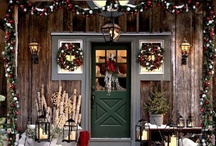 Christmas deco and ideas / by Debi Mallory