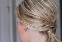 Hair Ideas! / by Jennifer Rutherford