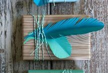 i GIFT / Tips and ideas for wrapping a beautiful present.  / by Michael Wurm Jr. | Inspired by Charm