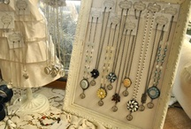 Jewelry - Display / by Chaerea Jewellery Design