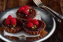 YUM CITY (sweet treats) / Desert is yum. Desert first! / by Jaime D