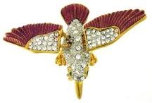 Hummingbird Jewelry / Hummingbird and Bird Jewelry