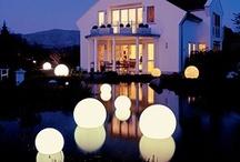 Garden Illumination / Set the mood with creative lighting