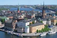 Stockholm / by Ineke > vorm-en-kleur.nl