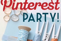 Pinterest Party Ideas / by Kathleen S