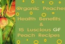 Gluten Free (GF) Goodies (Healthy Mostly)