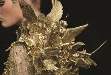 Haute Bird  / Fashion inspired by Birds -