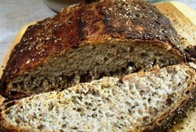 """Bread and Pizza and Buns / #Bread, #Pizza, #Buns and other """"bready"""" foods-- recipes, gadgets, tips-- all related to the """"Staff of Life"""""""