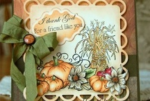 Thanksgiving/Fall Cards
