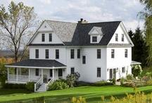 Farmhouse / Traditional Farmhouse, Interiors & atmosphere